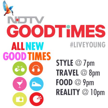 Ndtv good times logo
